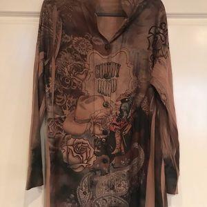 Jackets & Blazers - Fantazia jacket /long top